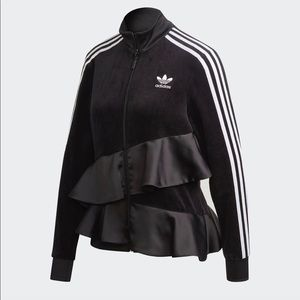 Adidas Track Jacket collab with J Koo